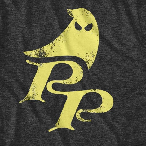 Retro Pittsburgh Phantoms Soccer Tee Shirt