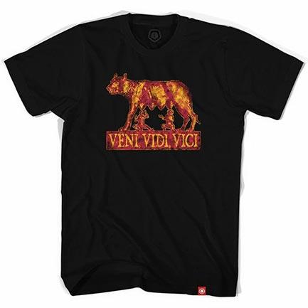 Veni Vivi Vici Associazione Sportiva Roma T-Shirt