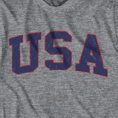 Classic United States Vintage Tee Shirt