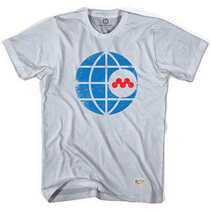 Cool Grey Montreal Olympique Vintage Tee Shirt