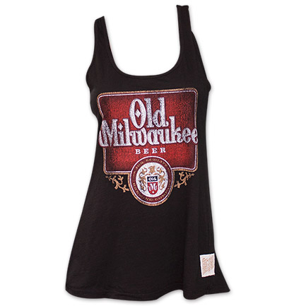 Old Milwaukee Vintage Women's Tank Top