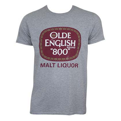 Olde English 800 Malt Liquor Tee Shirt