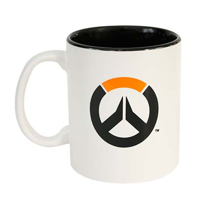 Overwatch White Coffee Mug