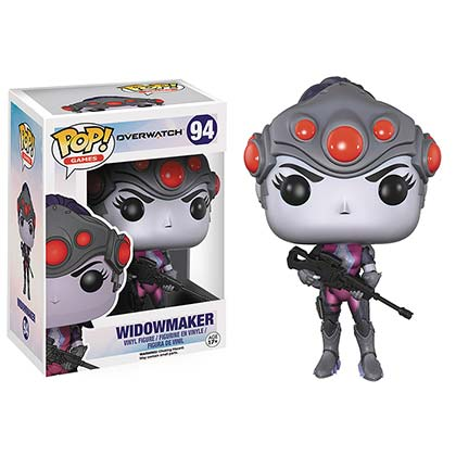 Funko Overwatch Widowmaker Pop Bobble Head