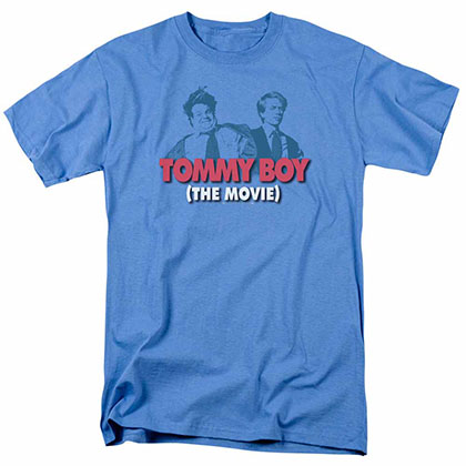 Tommy Boy Logo Blue T-Shirt
