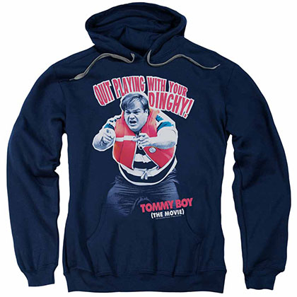 Tommy Boy Dinghy Blue Pullover Hoodie