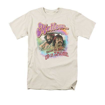 Up In Smoke Mellow Cream T-Shirt