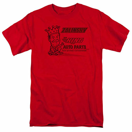 Tommy Boy Zalinsky Auto Red T-Shirt