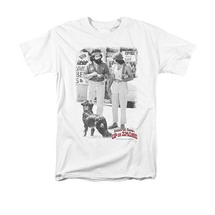 Up In Smoke Cheech & Chong White T-Shirt