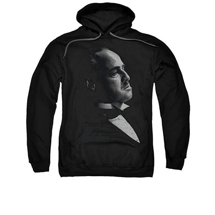 The Godfather Graphic Vito Black Pullover Hoodie
