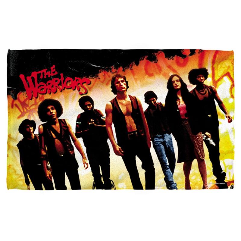The Warriors Beach Towel