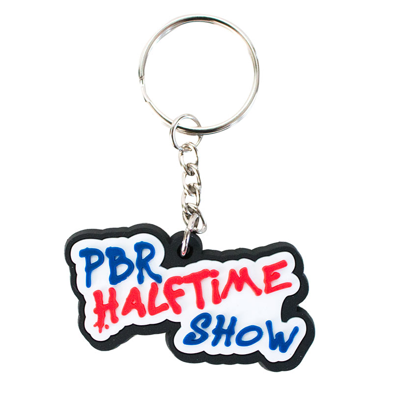 Pabst Blue Ribbon PBR Keychain PLACEHOLDER