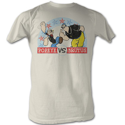 Popeye Vs T-Shirt