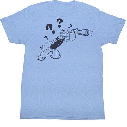 Popeye Whad T-Shirt