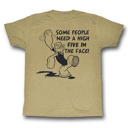 Popeye Hi 5 T-Shirt