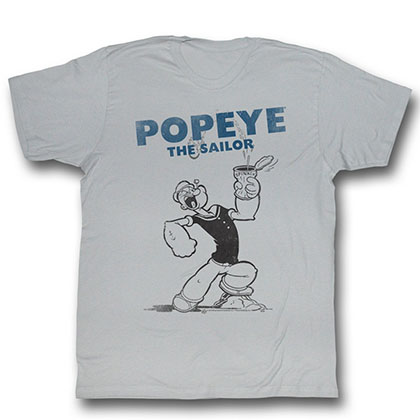 Popeye Four Sail T-Shirt