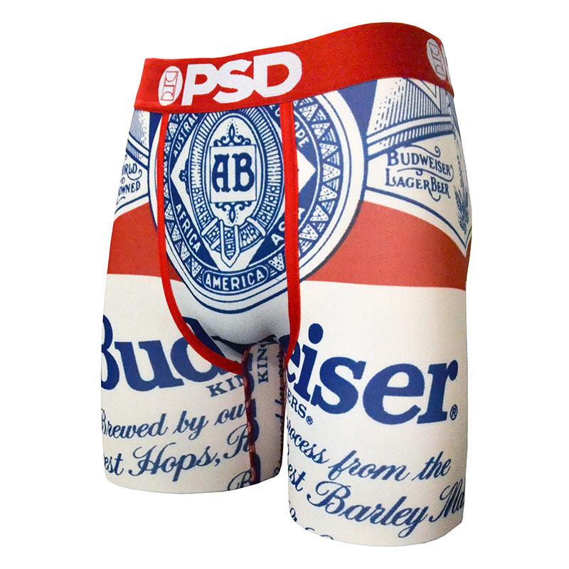 Budweiser Label Men's Boxer Briefs