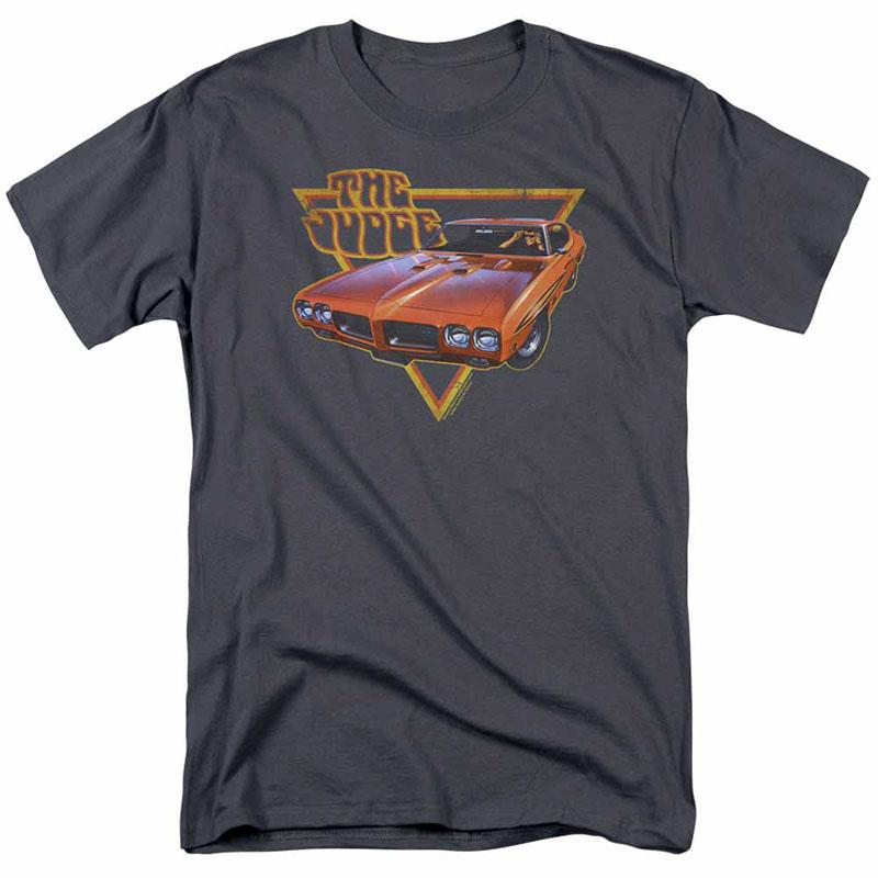Pontiac Judged Gray T-Shirt