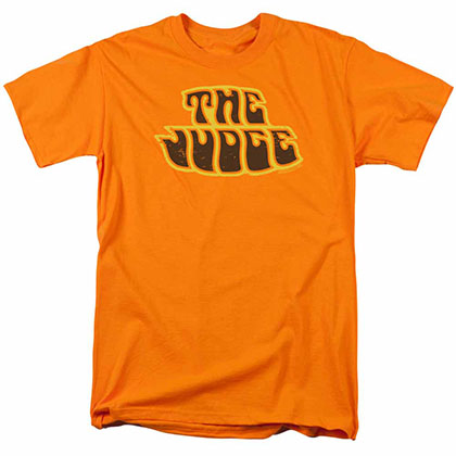 Pontiac Judge Logo Orange T-Shirt