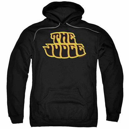 Pontiac Judge Logo Black Pullover Hoodie