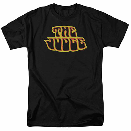 Pontiac Judge Logo Black T-Shirt