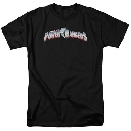 Power Rangers Logo Tshirt