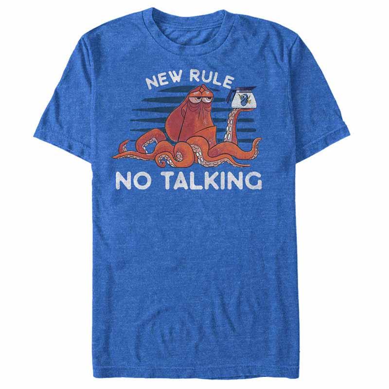 Disney Pixar Finding Dory New Rule Blue T Shirt