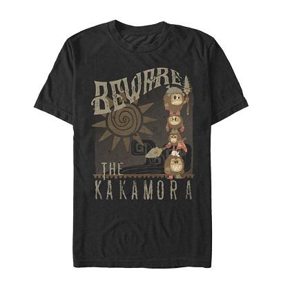 Moana Beware the Kakamora Tshirt