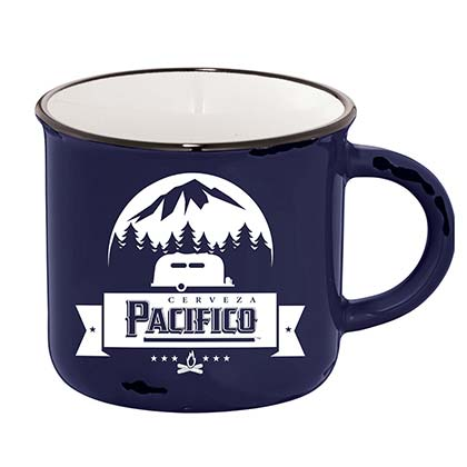 Pacifico Ceramic Coffee Mug