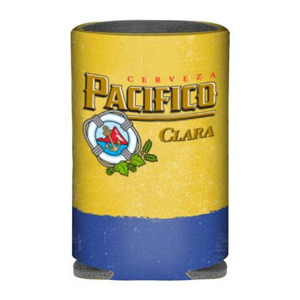 Pacifico Beer Can Cooler