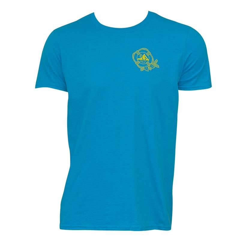 Pacifico Men's Aqua Beer T-Shirt