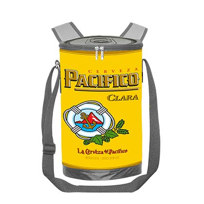 Pacifico Yellow Cooler Backpack