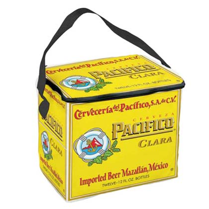 Pacifico Beer Soft 12 Pack Cooler
