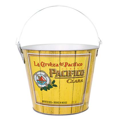 Pacifico Bottle Opener Beer Bucket