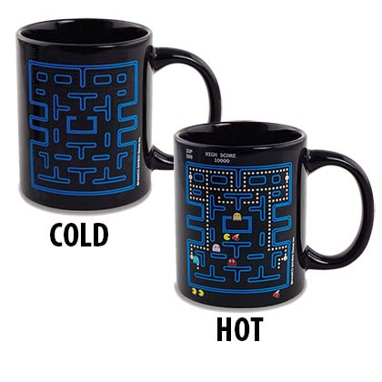 Pacman Color Changing Mug