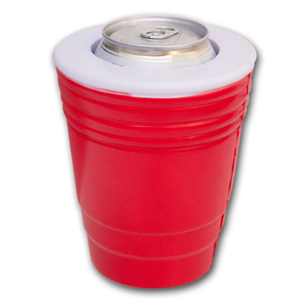 Red Solo Cup Funny Beer Can Koozie