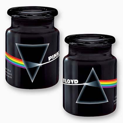 Pink Floyd Apothecary Stash Jar