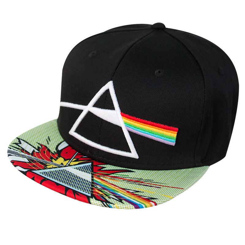 9dd090bcb04 Pink Floyd Dark Side of the Moon Snapback Hat