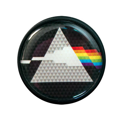 Pink Floyd Dark Side Of The Moon Lapel Pin