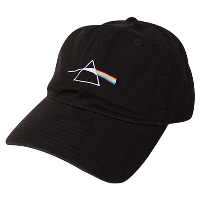Pink Floyd Logo Black Hat