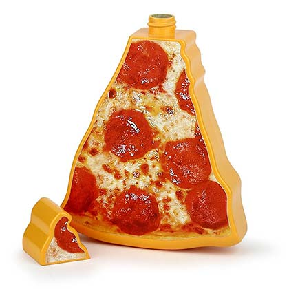 Sippin' Slice Pepperoni Pizza Secret Flask