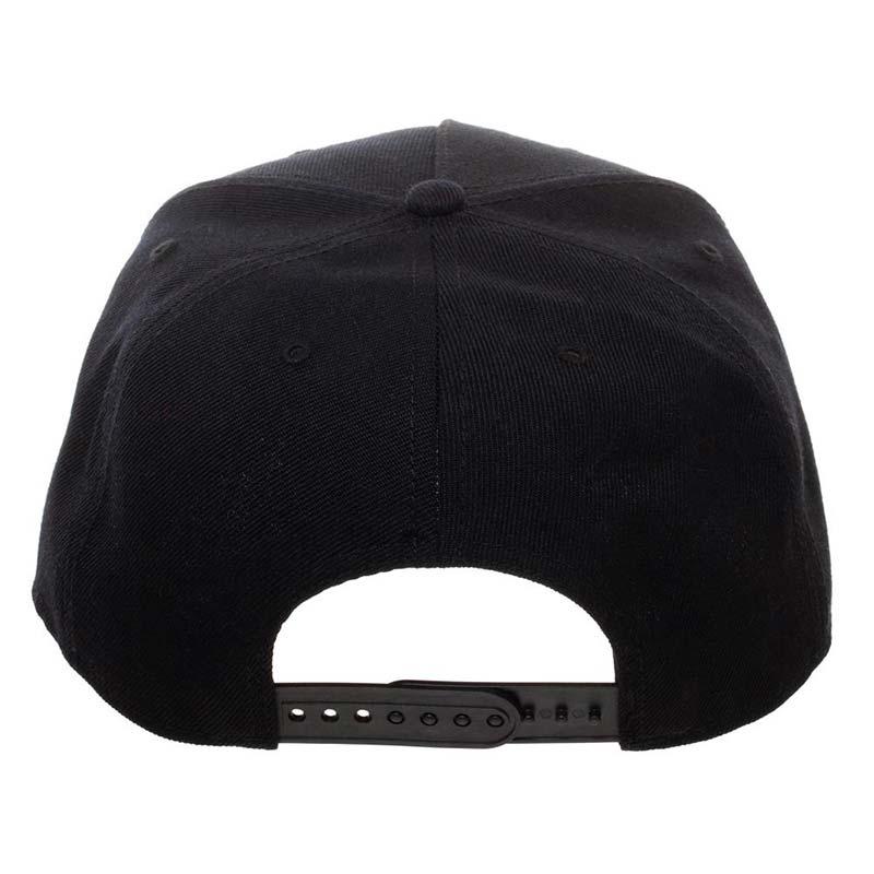 size 40 a8bfa 70411 Playstation Logo Controller Black Embroidered Men s Hat   SuperheroDen.com