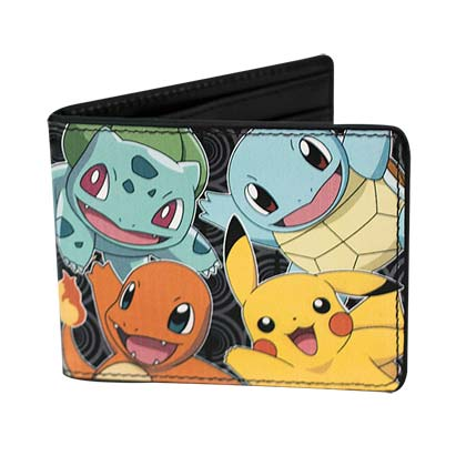 Pokemon Pikachu And Friends Wallet