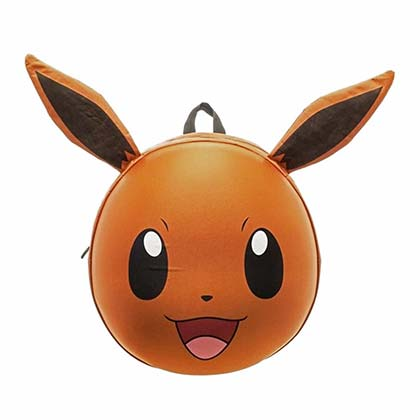 Pokemon 3D Eevee Backpack