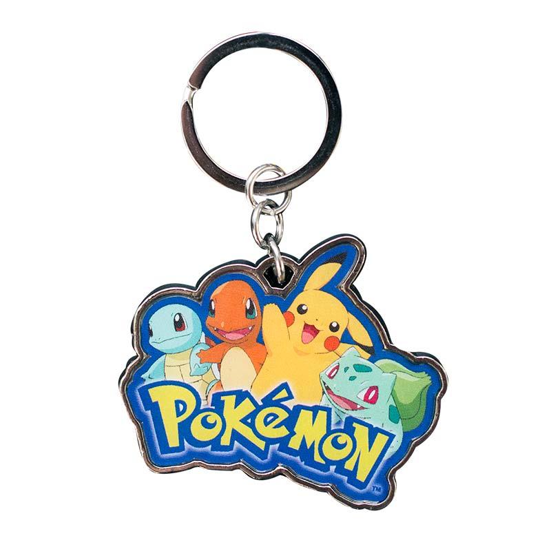 Pokemon Multi Character Keychain