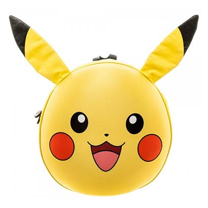 Pokemon 3D Pikachu Backpack