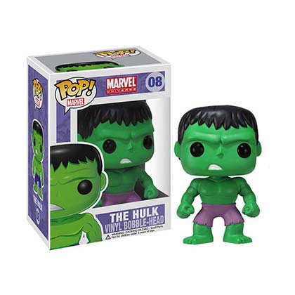 Funko Hulk Pop Bobble Head