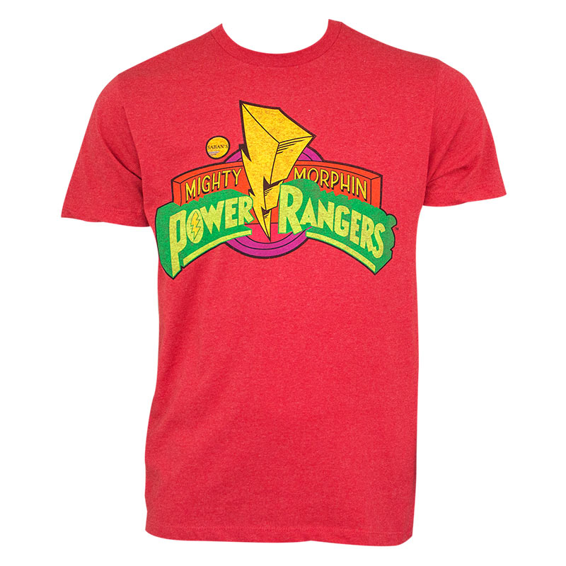 Power Rangers Classic Tee Shirt