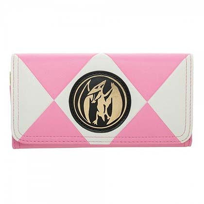 Power Rangers Women's Pink Ranger Clutch