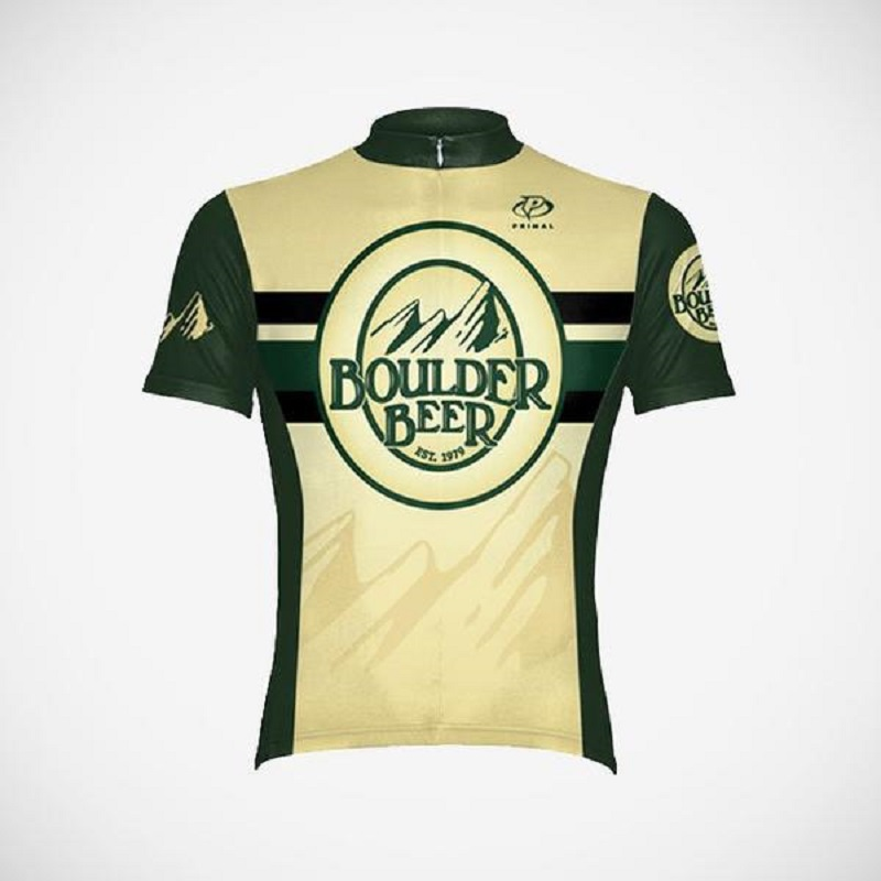 Boulder Beer Men's Cycling Jersey